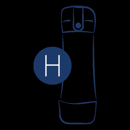 Dispositivi Hydrogen Water