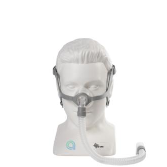 Maschera nasale BMC N5A con foro