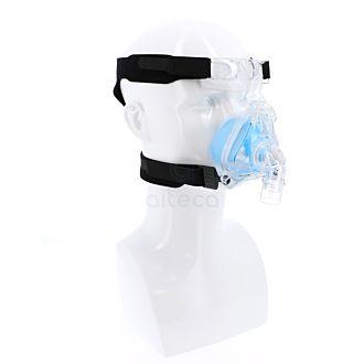 Maschera nasale Respironics ComfortGel Blue con foro