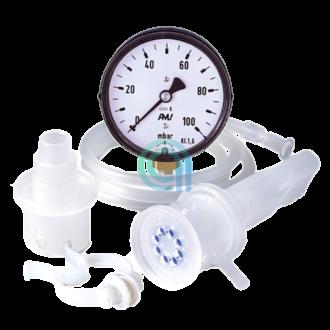 PARI PEP® System II con manometro