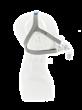 Maschera oronasale AirFit F30 con foro