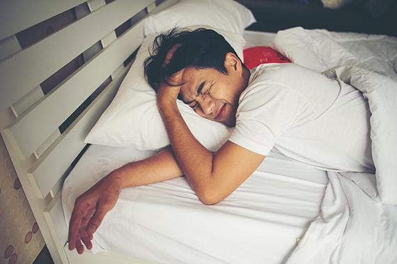 Disturbi del sonno e rischio di demenza di Alzheimer